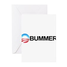 Funny Anti republican Greeting Cards (Pk of 10)