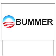 Cute Democrat bumper Yard Sign