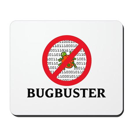 Bug Buster Mousepad