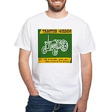 Tractor Wisdom #17 Shirt