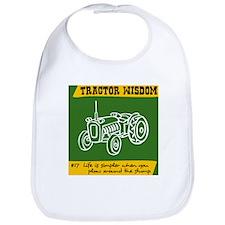 Tractor Wisdom #17 Bib