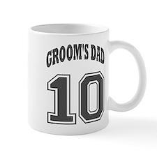 FATHER OF TH GROOM 2010 Mug