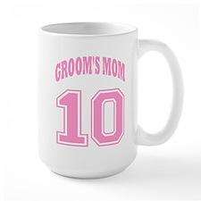 MOTHER OF THE GROOM 2010 Mug