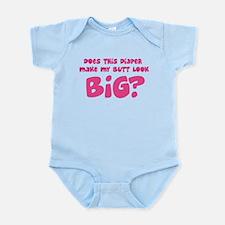 Diaper Butt Infant Bodysuit