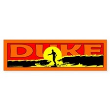 Duke Bumper Bumper Sticker