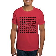 Chicken Silhouettes T-Shirt