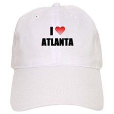 Cute Atlanta travel Baseball Cap