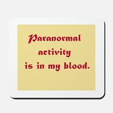 paranormal Mousepad