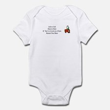 Return to the Farm Infant Bodysuit