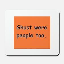 ghost1 Mousepad