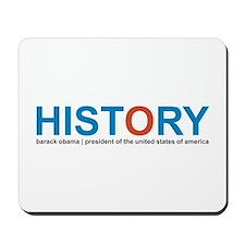 HISTORY   Barack Obama - Mousepad