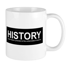 HISTORY | Barack Obama - Mug