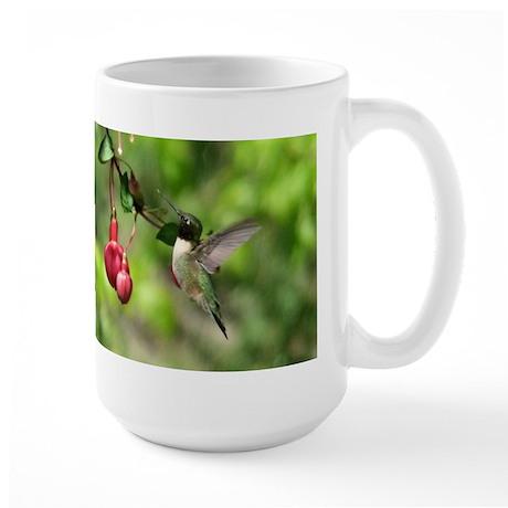 Black-chinned HB Large Mug