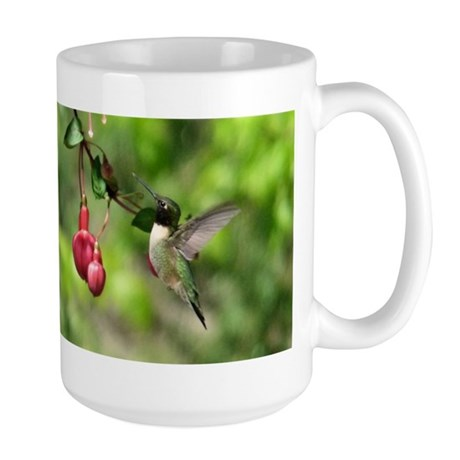 Black-chinned HB Large Mug