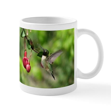 Black-chinned HB Mug