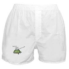 Unique Razorback Boxer Shorts