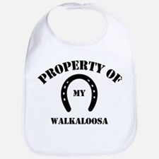 My Walkaloosa Bib