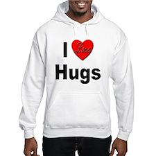 I Love Hugs Hoodie