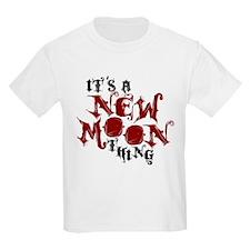 A New Moon Thing T-Shirt