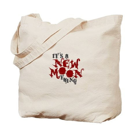 A New Moon Thing Tote Bag