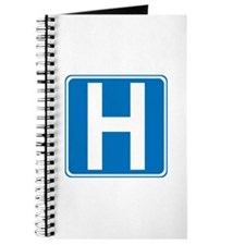 Hospital Sign Journal
