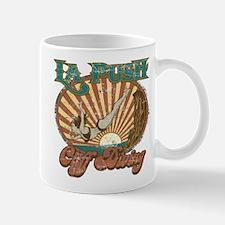 La Push Cliff Diving Mug