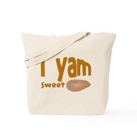 I Yam Sweet - Tote Bag