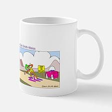 Cute Dip road Mug