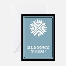 Blessed Yule Greeting Cards (Pk of 20)