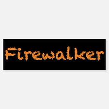 Firewalker Bumper Bumper Bumper Sticker