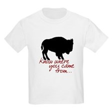 Know where you came from T-Shirt