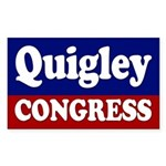 Mike Quigley for Congress Bumper Sticker