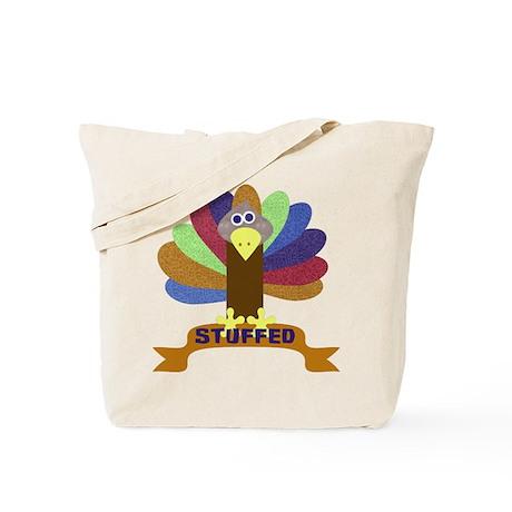 Stuffed Turkey - Tote Bag