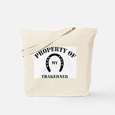 My Trakehner Tote Bag