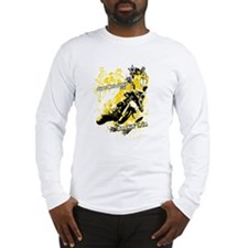 SupermotoJunkie.com Long Sleeve T-Shirt