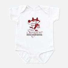 Vucko Infant Bodysuit