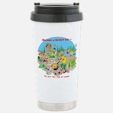 Do not try this at home Travel Mug