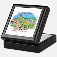 Do not try this at home Keepsake Box