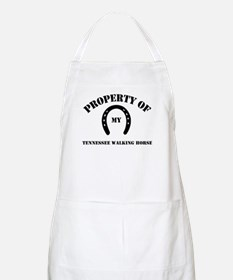 My Tennessee Walking Horse BBQ Apron