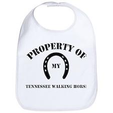 My Tennessee Walking Horse Bib