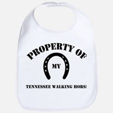 My Tennessee Walking Horse Bib