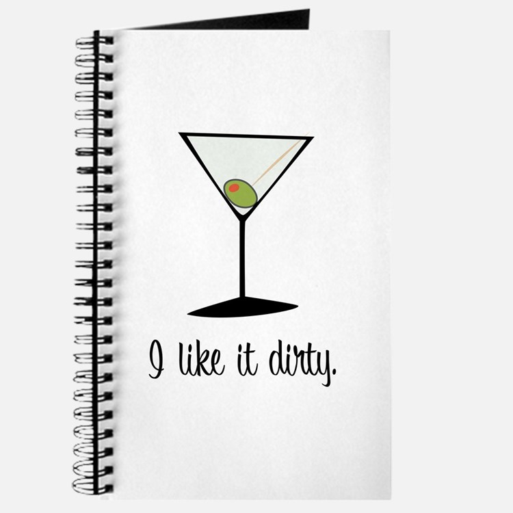 dirty martini Journal