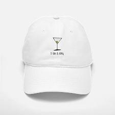 dirty martini Baseball Baseball Cap