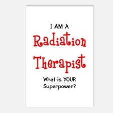 radiation therapist Postcards (Package of 8)