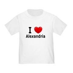 I Love Alexandria T