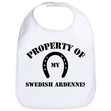 My Swedish Ardennes Bib