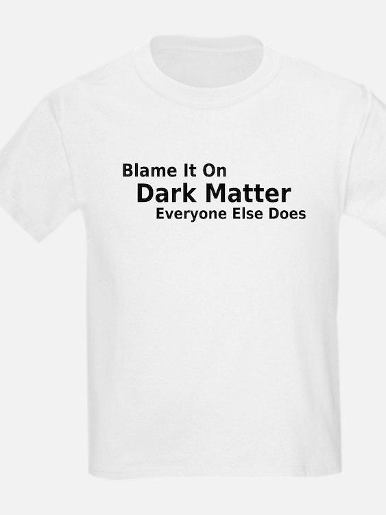 dark matter shirt - photo #33