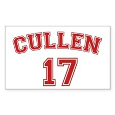 Cullen 17 Rectangle Decal