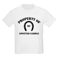 My Spotted Saddle Kids T-Shirt