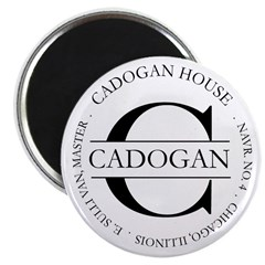 Magnet with Official Cadogan House seal